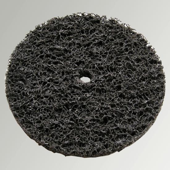 Crni kolut prečnika 150