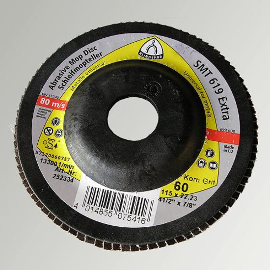 Lamelasti disk Klingspor