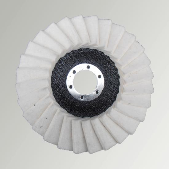 Filc lamelasti disk